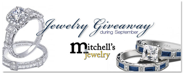 Mitchell's Jewelry in Norman-Jewelry Giveaway-Wedding and Fine Jewelry