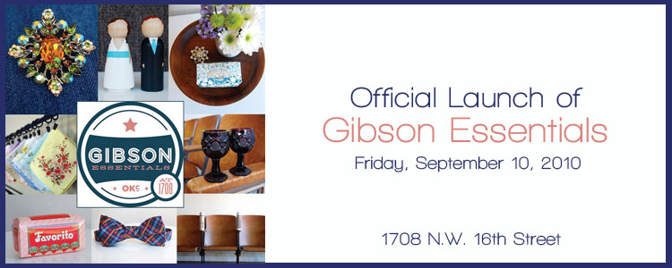 Gibson Essentials Launch Party in Oklahoma City