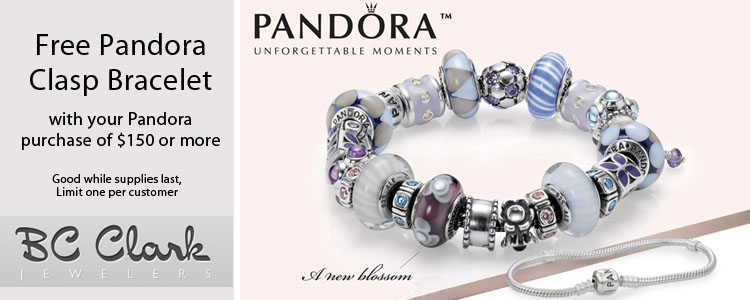 BC Clark in Oklahoma City-Pandora Event-Wedding and Fine Jewelry