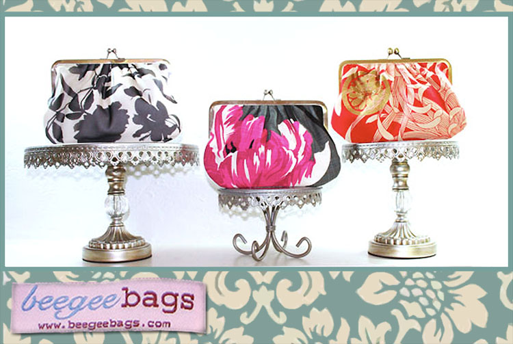 Beegee Bags, Brides of Oklahoma Great Find