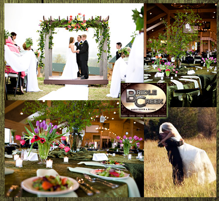 The Lodge at Bridle Creek, Oklahoma Wedding Venue