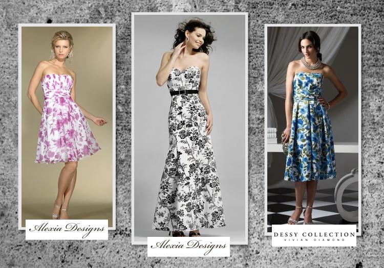 Brides of Oklahoma bridesmaid patterns