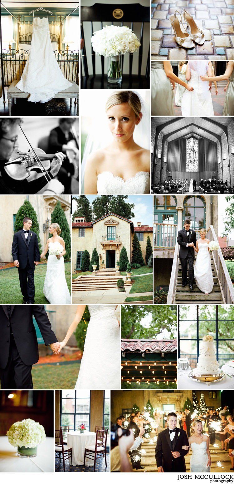 Find Oklahoma wedding photographers and inspiration in the Oklahoma City and Tulsa areas.