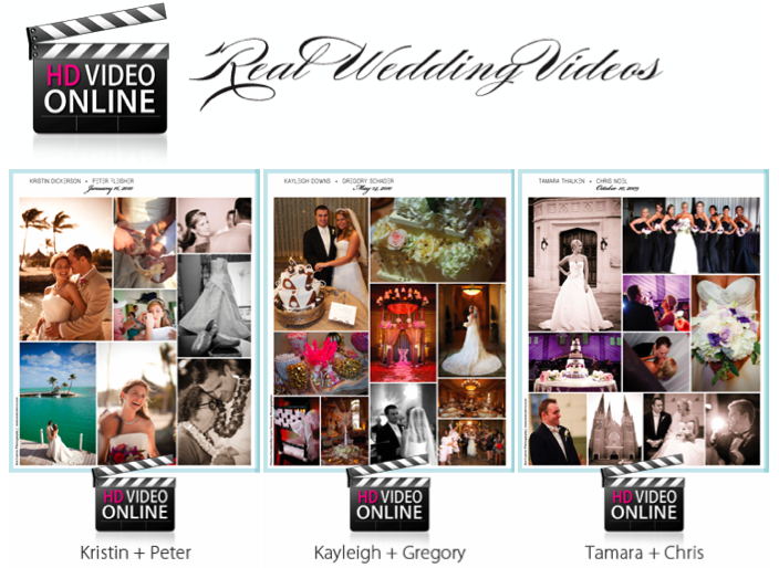Find Oklahoma's best wedding videographers in the Oklahoma City and Tulsa areas.