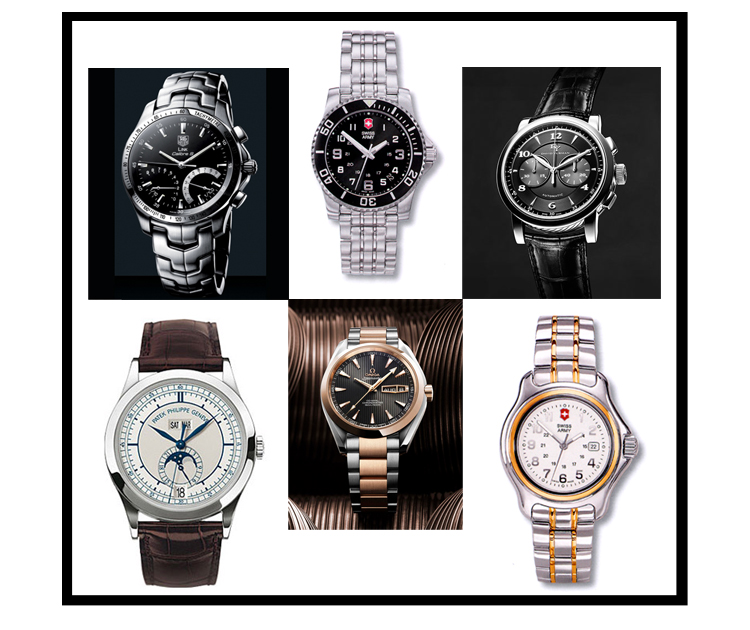 Oklahoma groom's gift - watches - BC Clark Jewelers