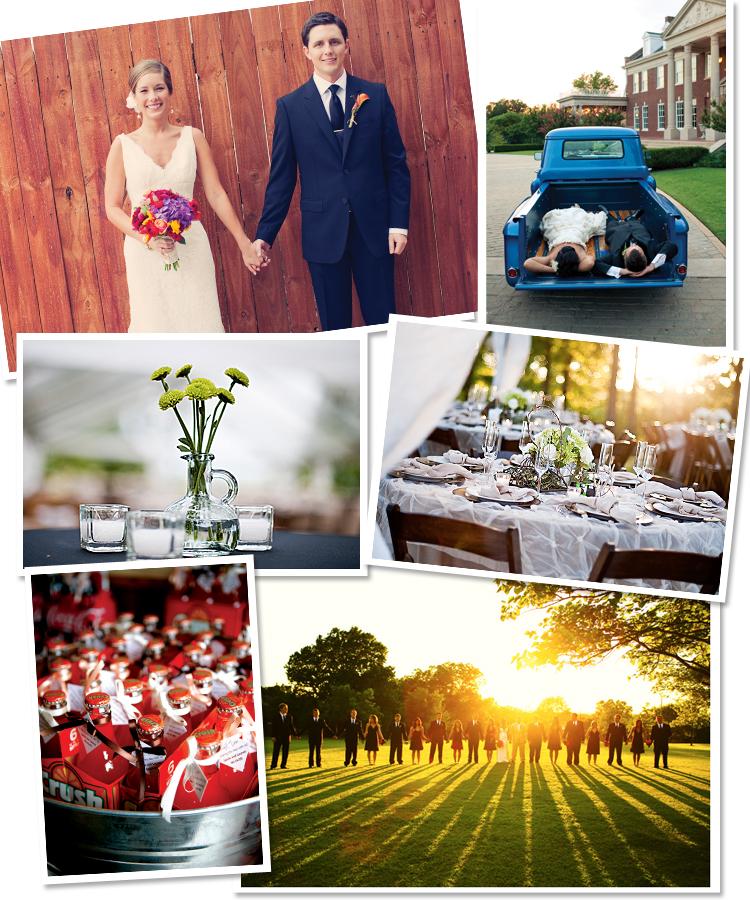 FInd Oklahoma wedding inspiration in the Oklahoma City and Tulsa areas.
