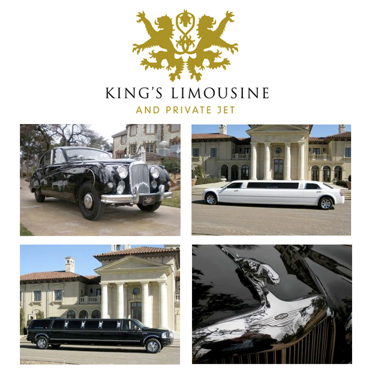 Oklahoma wedding transportation - King's Limousine