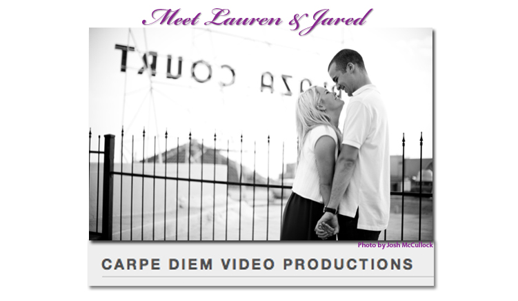 Carpe Diem Video Productions, Oklahoma Wedding Videographer