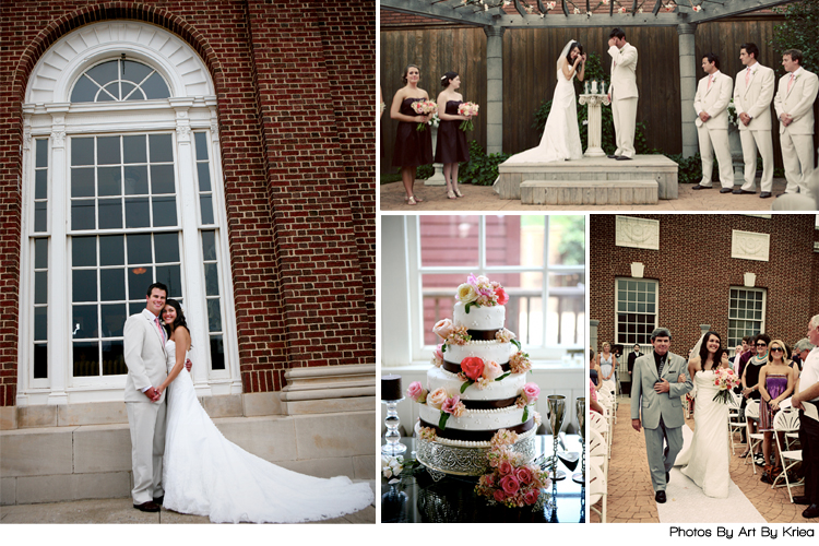 Oklahoma wedding and reception venue - Festivities Event Center in El Reno, Oklahoma