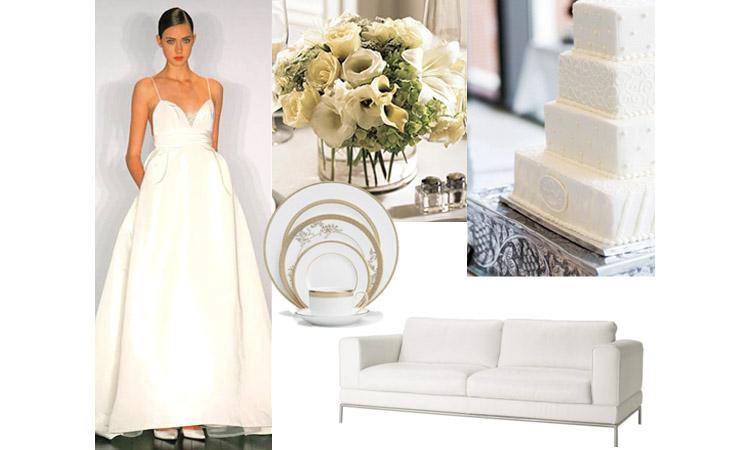 White Wedding Inspriation