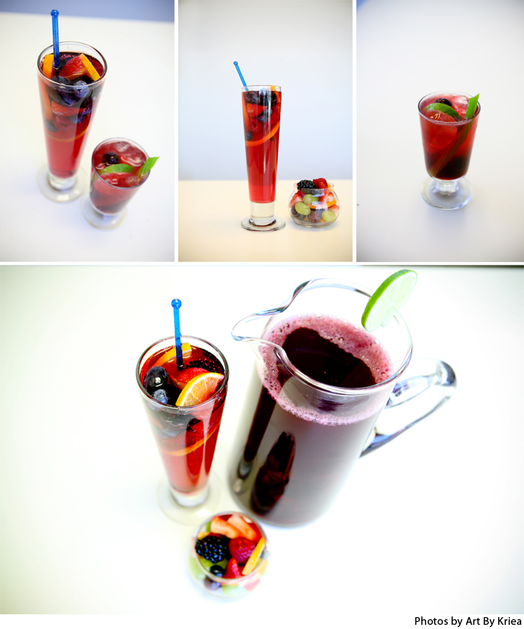 Summer signature cocktails - Abbey Road Catering in Norman, Oklahoma
