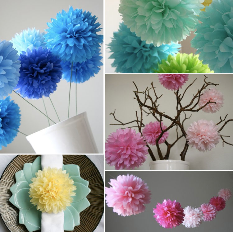 Brides of oklahoma Great Find, Party poms