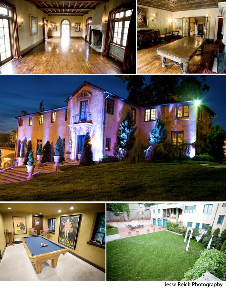 Oklahoma wedding and reception venue - Dresser Mansion