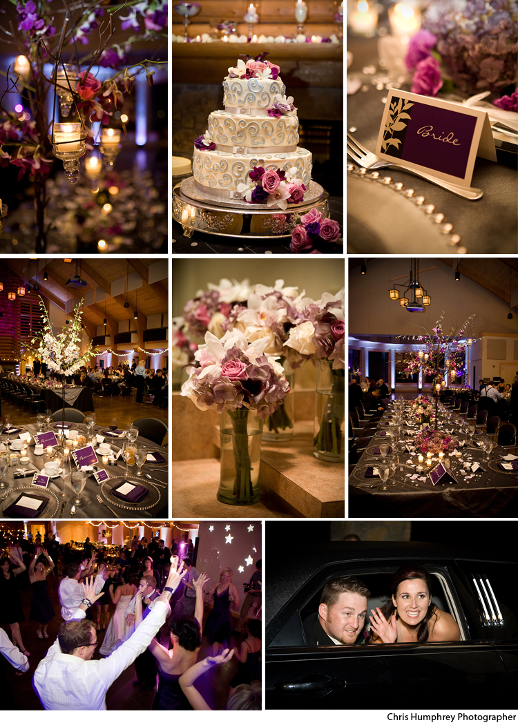 Oklahoma wedding coordinated by Tulsa wedding planner Erica Scott of Erica Weddings