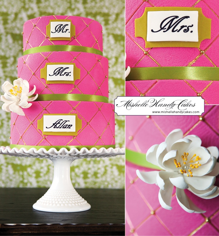 Mishelle Handycakes & By invitation Only, brides of oklahoma