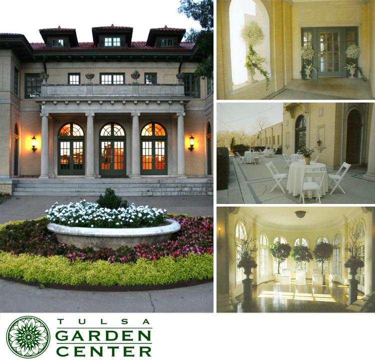 Gorgeous Garden Venue