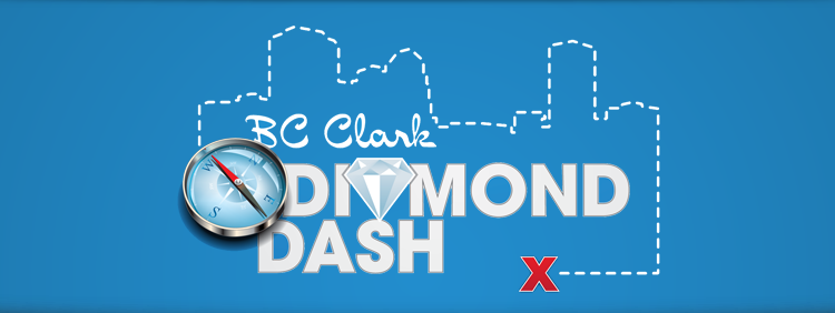 BC Clark Diamond Dash