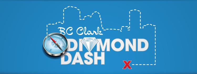 BC Clark Diamond Dash