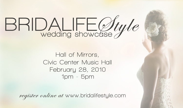 Bridalife Style wedding showcase in Oklahoma City on February 28