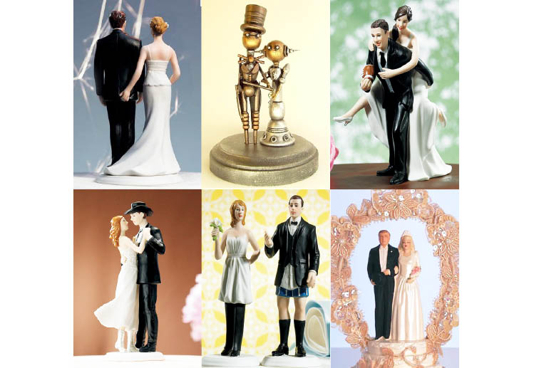 Cake Toppers, Brides of Oklahoma