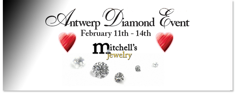 Mitchell's Jewelry in Norman, Oklahoma, Diamond event