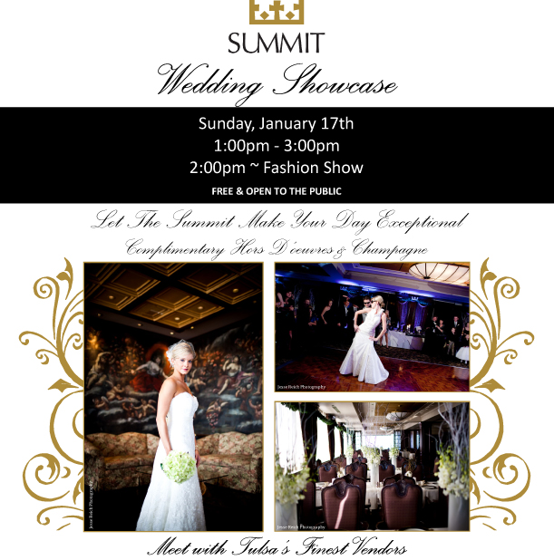 Summit Bridal Show in Tulsa, Oklahoma