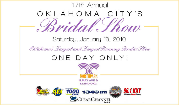 Clear Channel Bridal Show Oklahoma City