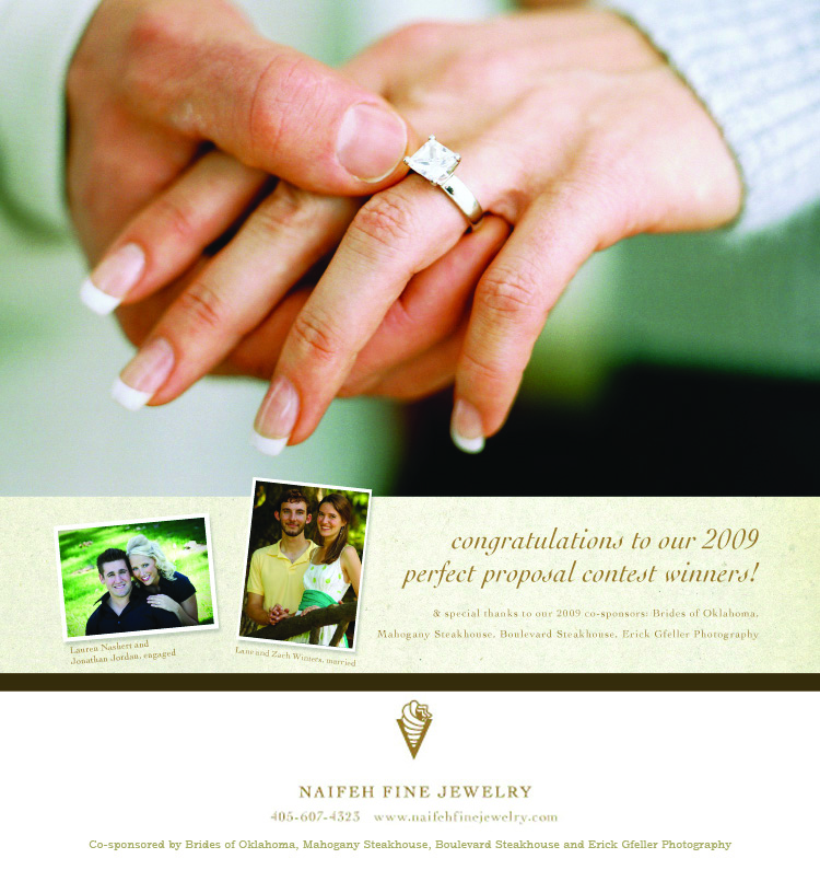 Naifeh Fine Jewelry, Perfect Proposal Contest