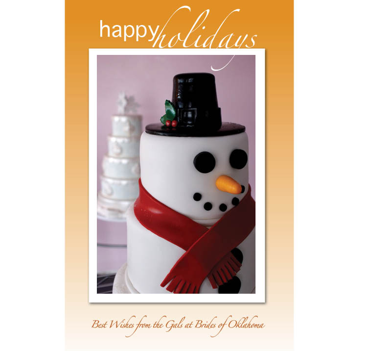 Happy Holidays from Brides of Oklahoma!