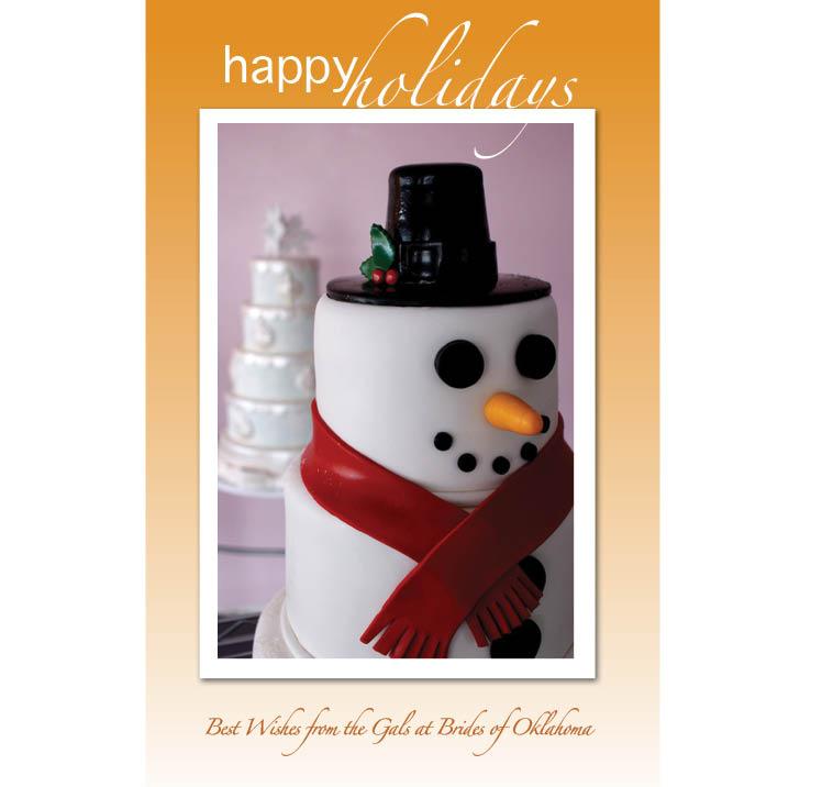Happy Holidays from Brides of Oklahoma!