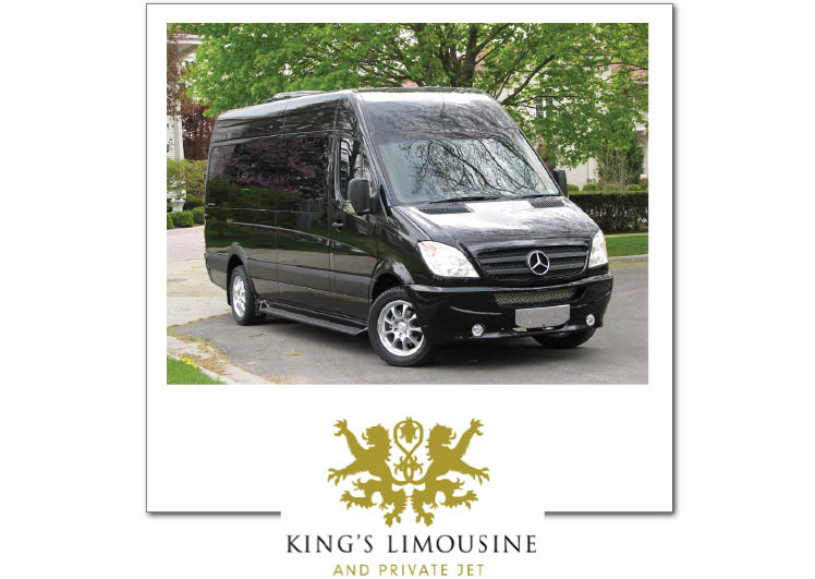 Kings Limo and Jet Transportation, travel in style