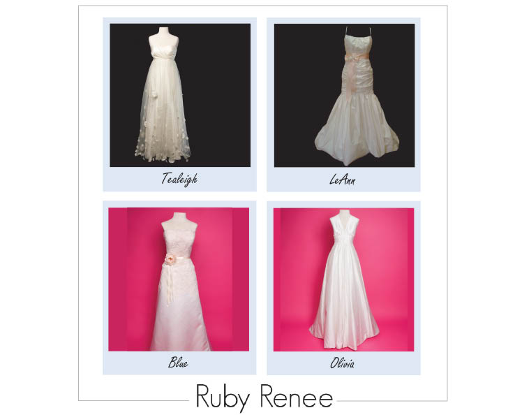 Ruby Renee Collection by Abelina's Bridal, Tulsa Oklahoma