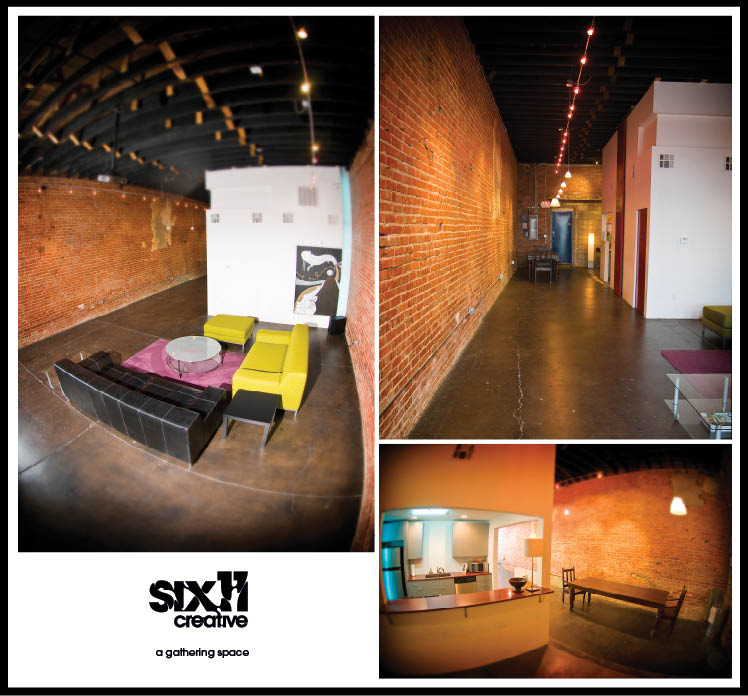 611 Creative in Oklahoma City is available for Oklahoma receptions and rehearsal dinners