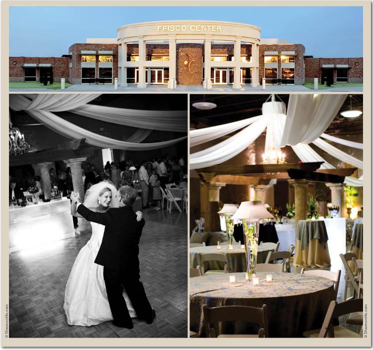 Frisco Conference Center, Clinton Oklahoma, Wedding Venue