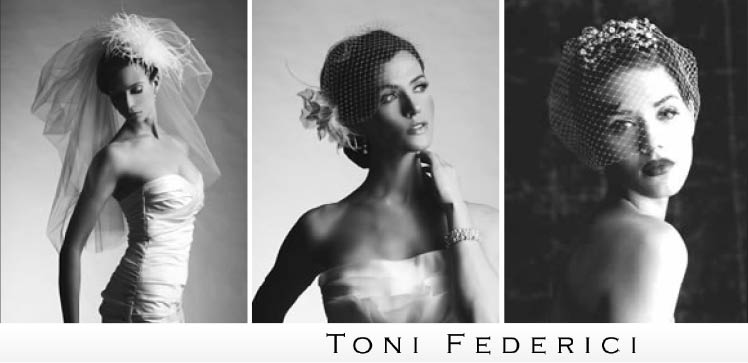 Toni Federici veils, headpieces and jewelry trunk show at JJ Kelly Bridal Salon in Oklahoma City