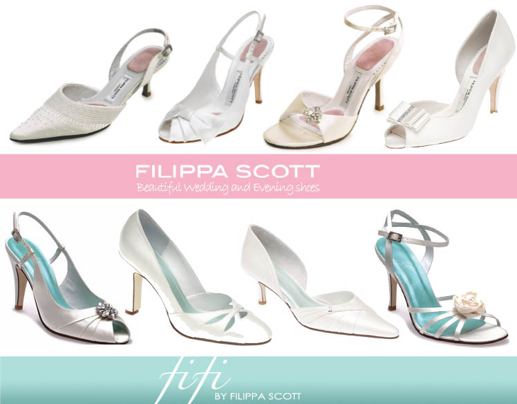 Flippa Scott wedding shoes available at Meg Guess Couture in Oklahoma City, Oklahoma