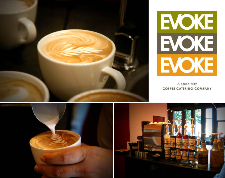 Cafe Evoke coffee catering company based in Oklahoma City offers wedding catering services across the state of Oklahoma