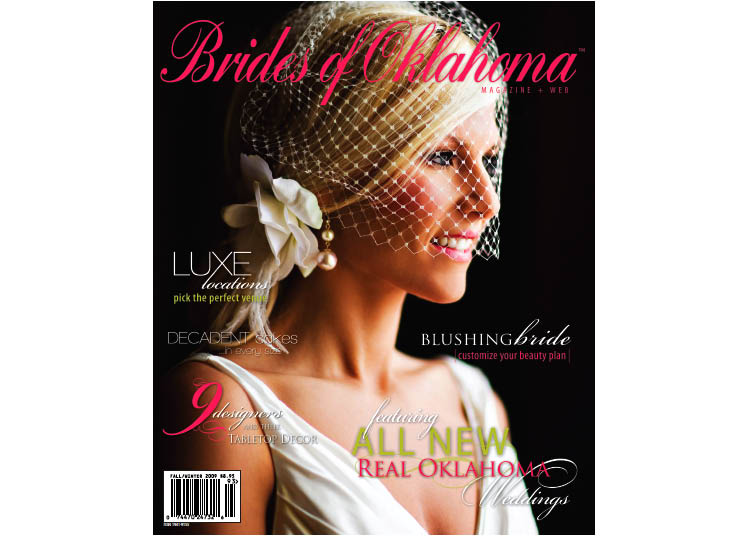July 2009 Brides of Oklahoma magazine