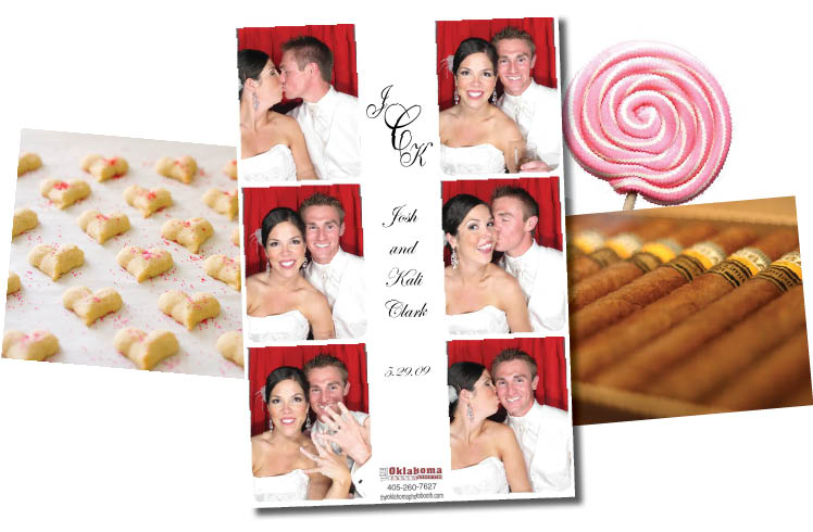 Wedding favor ideas submitted to The Brides of Oklahoma from Oklahoma brides and brides-to-be