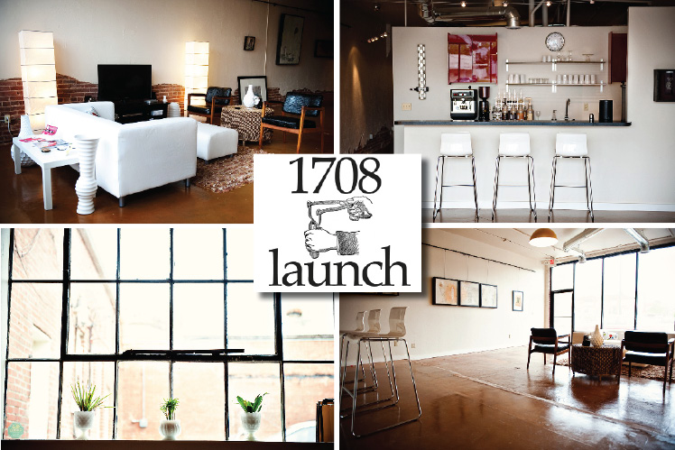1708 Launch Party hosted Josh McCullock Photography, Cafe Evoke and Gibson Events in Oklahoma City