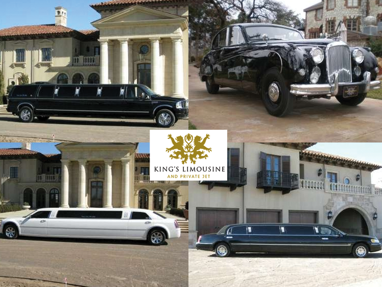 Kings Limousine + Oklahoma wedding transportation