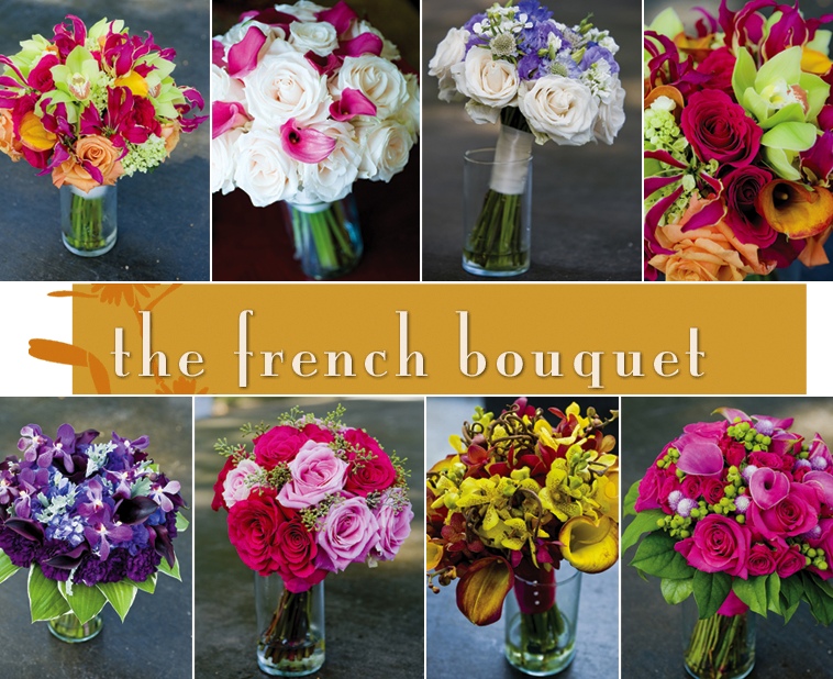 The French Bouquet - Wedding Bouquets - Tulsa, Oklahoma