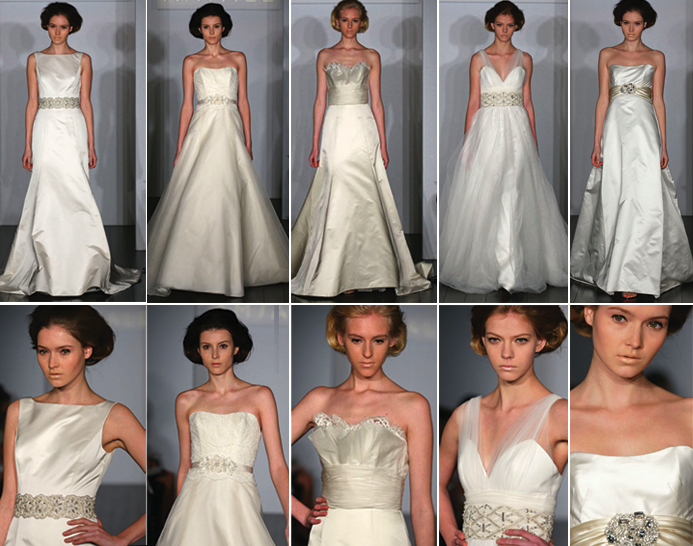 Amsale Bridal Gown Trunk Show Coming Soon to Miss Jackson\'s