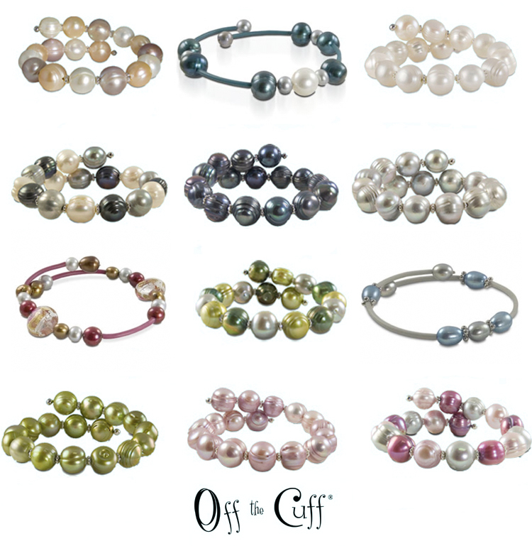 Off the Cuff bridesmaid gifts at Lewis Jewelers in Moore Oklahoma