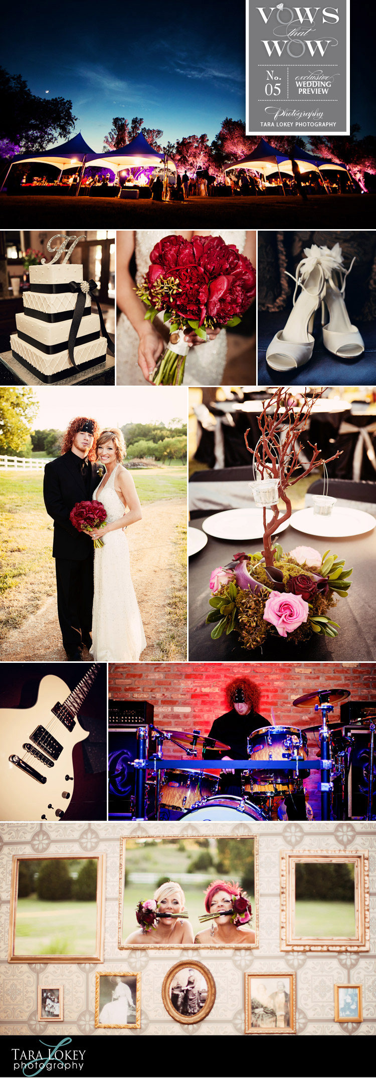 Brides of Oklahoma vows that wow Tara Lokey Photography