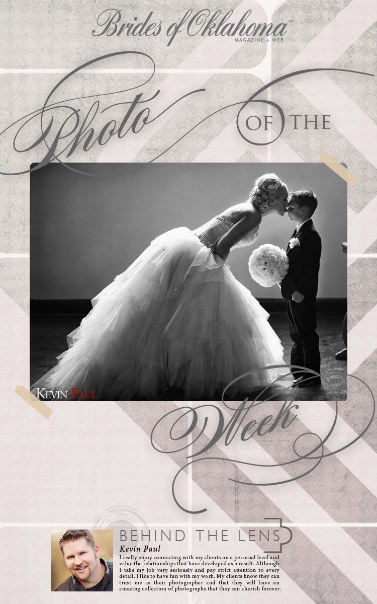 Oklahoma wedding photographer Kevin Paul Photography