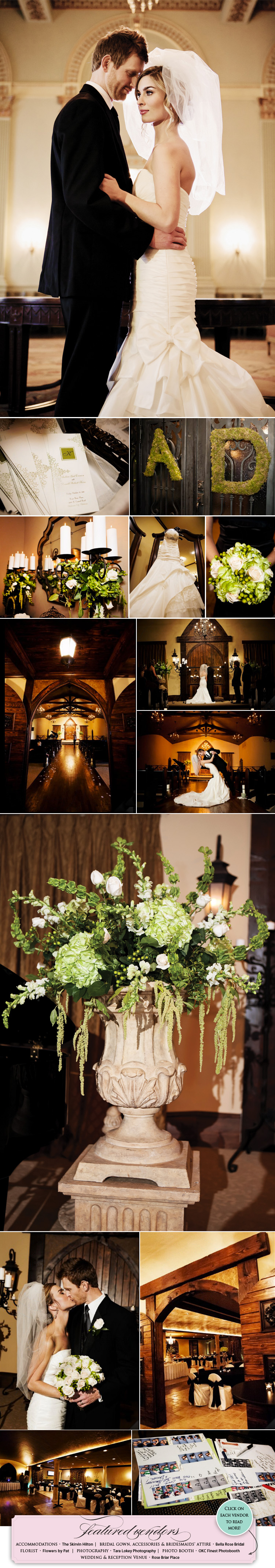 Oklahoma wedding photograher Tara Lokey Photography