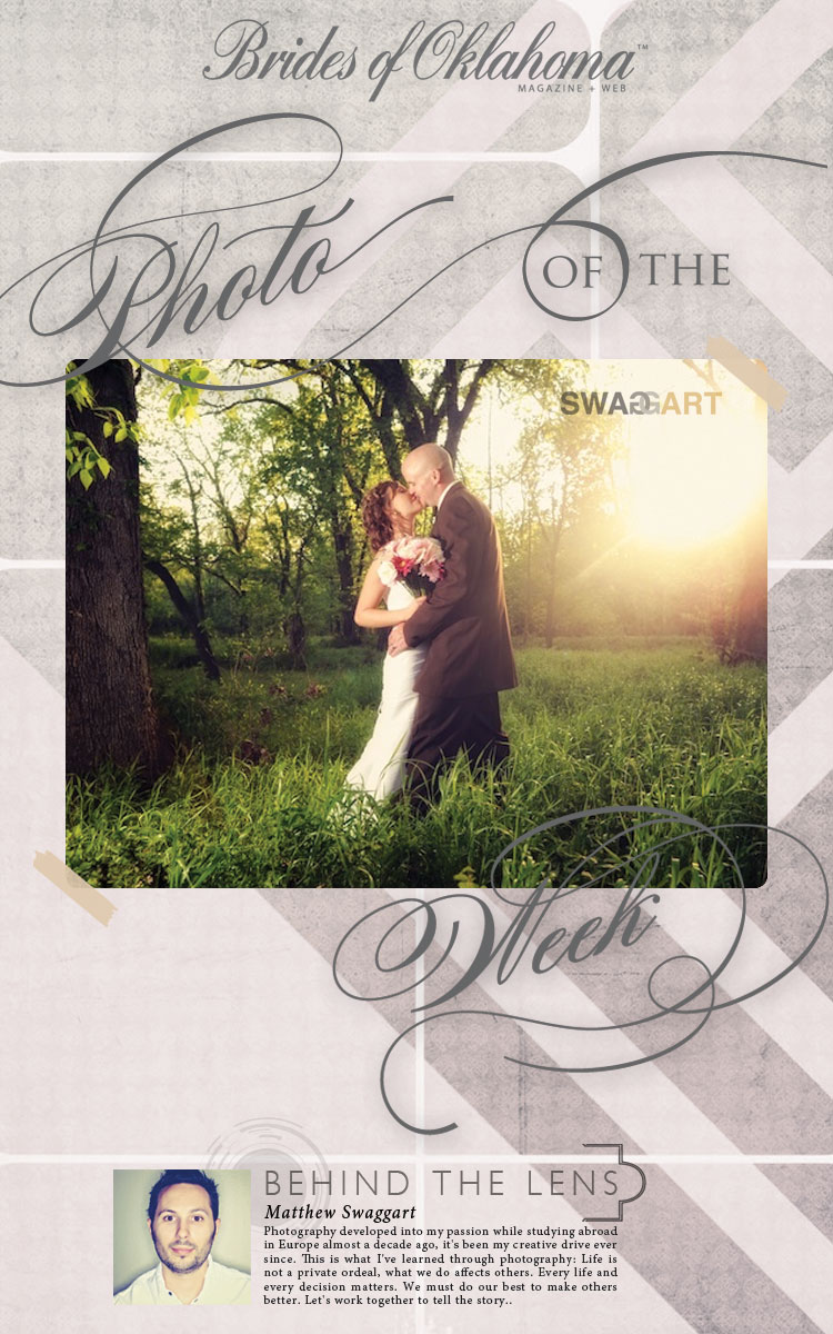 Oklahoma wedding photography - Swaggart Photography