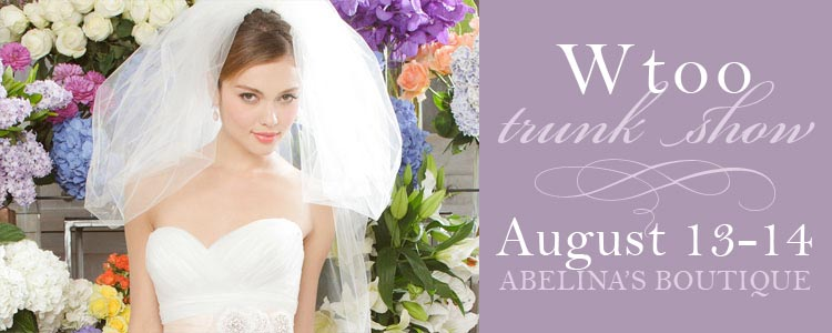 Tulsa wedding gowns Abelina's Boutique