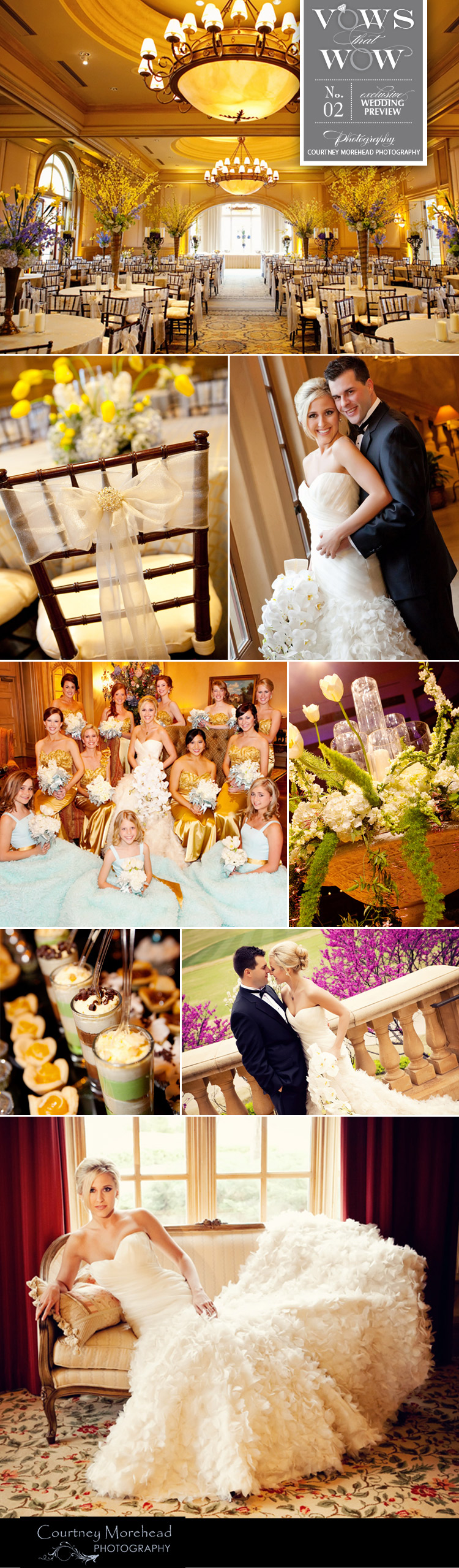 Brides of Oklahoma Vows that Wow - Courtney Morehead Photography
